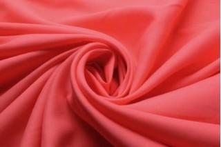 Купить ткань Штапель (коралловый) оптом и в розницу