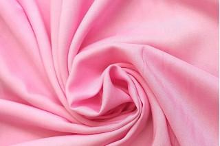 Купить ткань Штапель (розовый) оптом и в розницу
