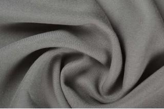 Купить ткань Штапель (серый) оптом и в розницу