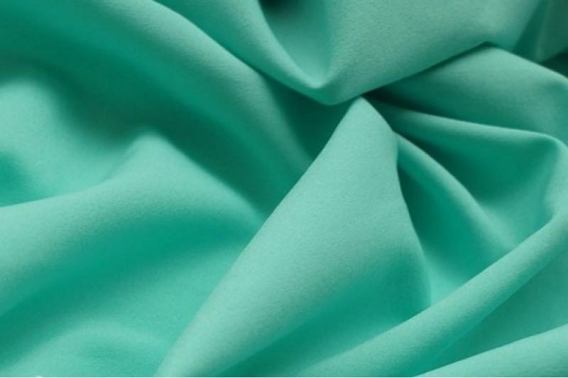 Купить ткань Софт стрейч (мята) оптом