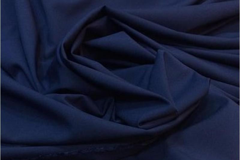 Купить ткань Софт стрейч (темно-синий) оптом
