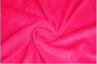 Купить ткань Велюр (малина) оптом и в розницу